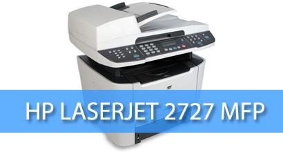 HP LaserJet 2727 MFP