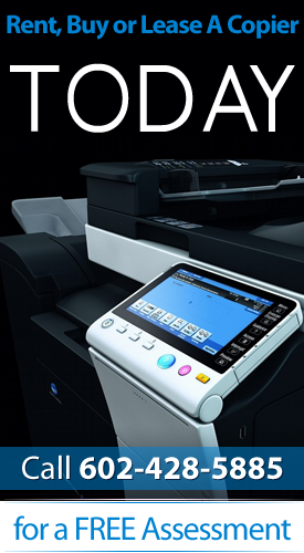 best copiers in arizona