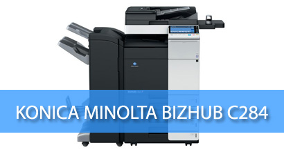 Konica Minolta Bizhub C284