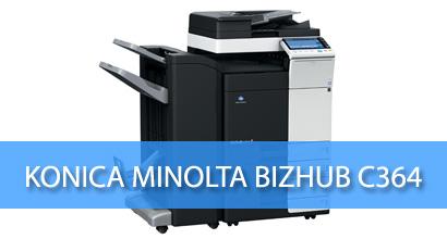 Konica Minolta Bizhub C364