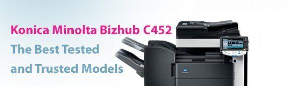 Why a Konica Minolta Bizhub C452 and Why Arizona Copiers