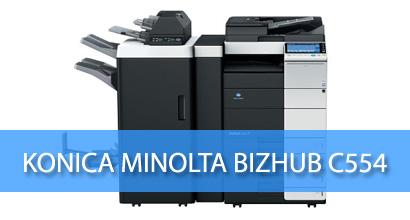 Konica Minolta Bizhub C554