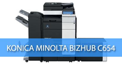 Konica Minolta Bizhub 654